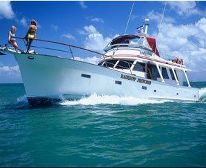 яхта для дайвинга в Кэрнсе