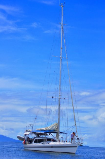 чартер яхты в порт дугласе на Большой барьерный риф